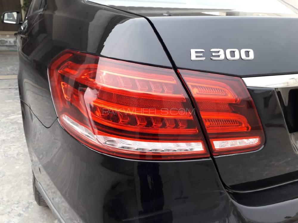 Mercedes Benz E Class E300 2015 Image-1