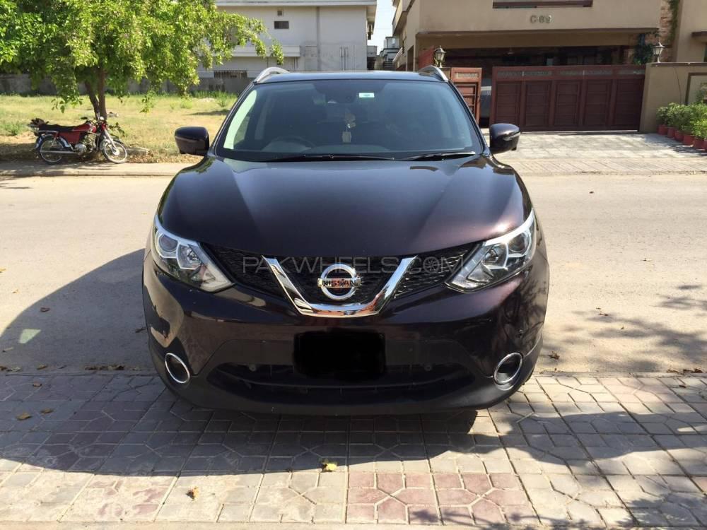 Nissan Qashqai 2015 Image-1