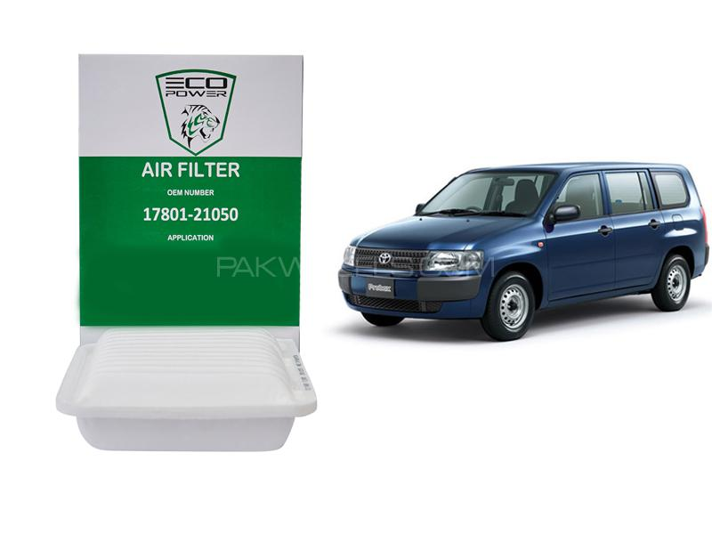 Eco Power Air Filter For Toyota Probox 2002-2018 in Lahore