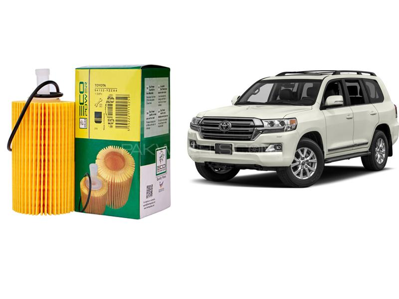Eco Power Oil Filter For Toyota Land Cruiser 2015-2018