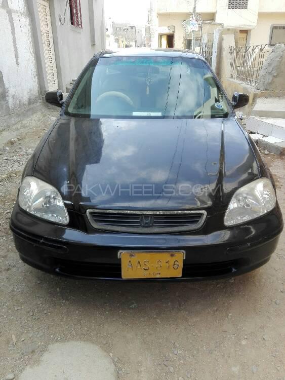 Honda Civic EXi 1997 Image-1