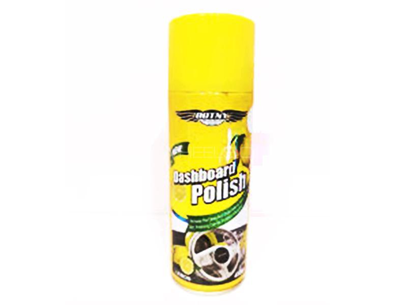 Botny Dashboard Polish 450ml - Lemon Image-1