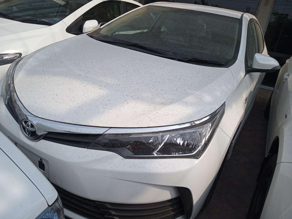 Toyota Corolla Altis Automatic 1.6 2019 Image-1