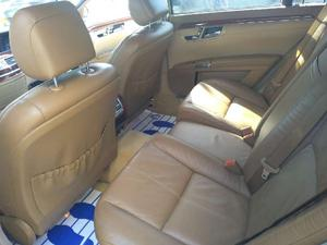 2006 S 500 LONG CHASIS  SHAHNAWAZ 0 IMPORT FULL HOUSE  AMG  V8  ALL ORGINAL BRAND NEW CONTINANTAL RUN FLAT TYRES FRESH GLASS COATED   AND GOLDEN REG NO  786