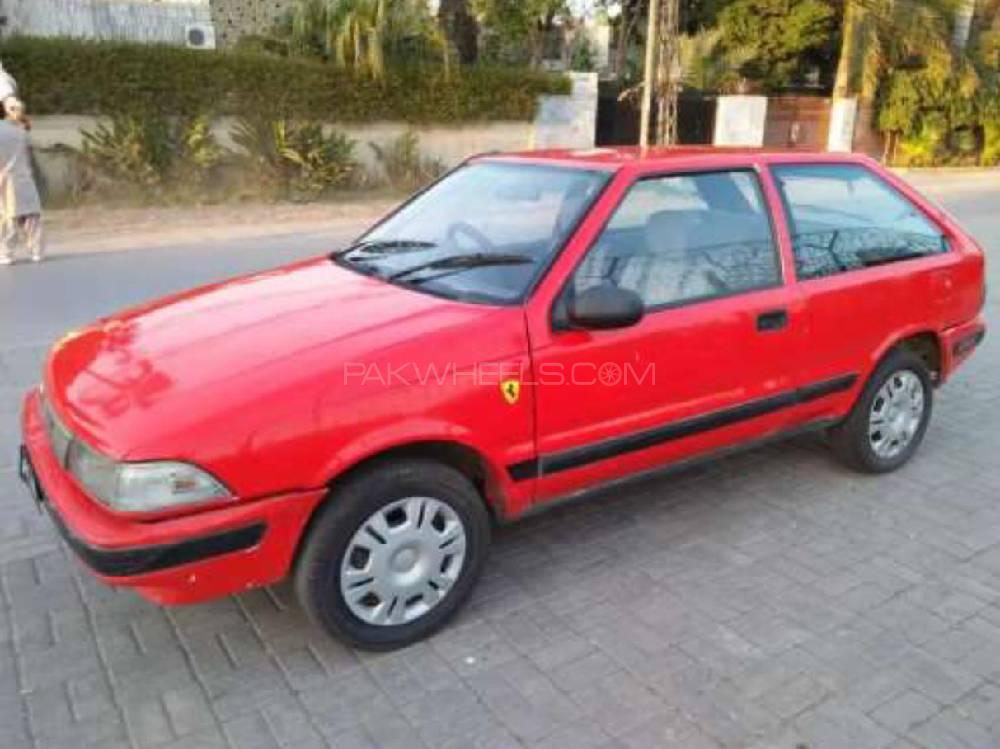 Hyundai Coupe 1988 Image-1