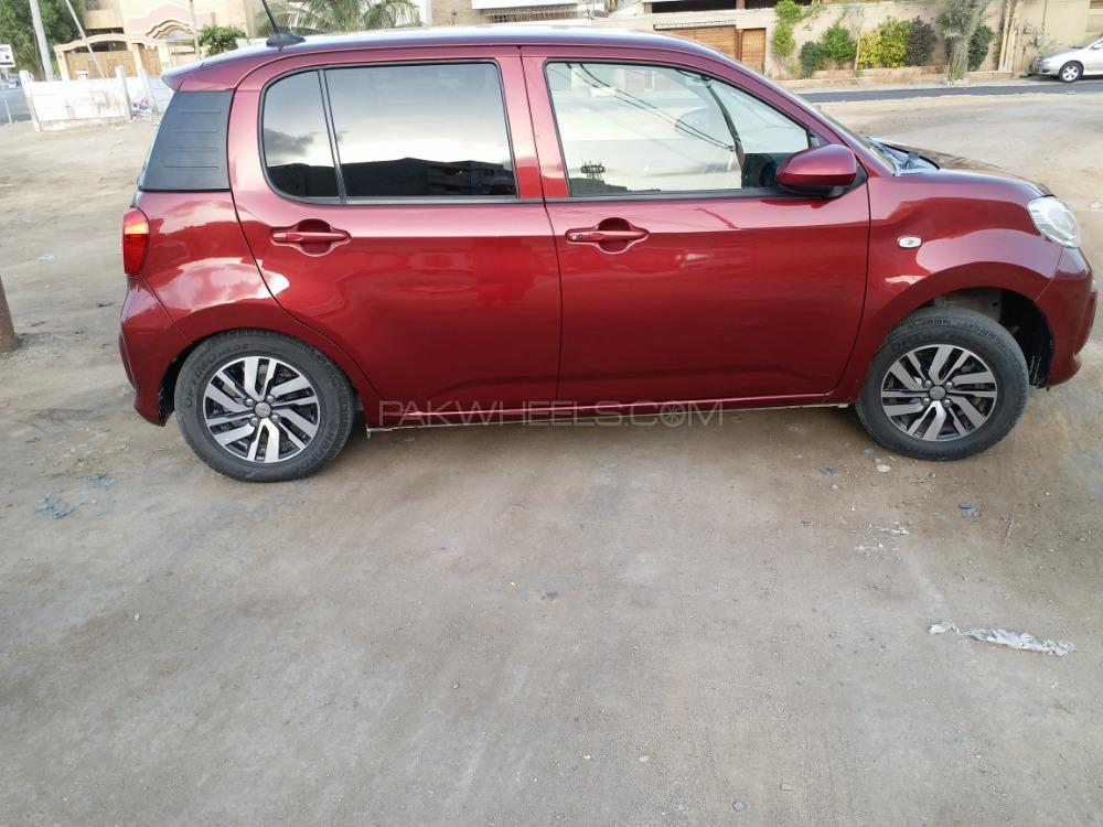 Toyota Passo X G Package 2017 Image-1
