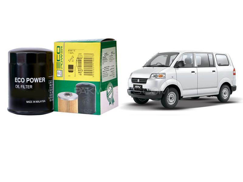 Eco Power Oil Filter For Suzuki Apv 2005-2019 in Lahore