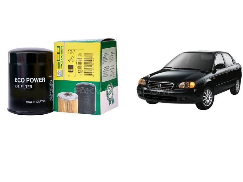Eco Power Oil Filter For Suzuki Baleno 1998-2005 Image-1