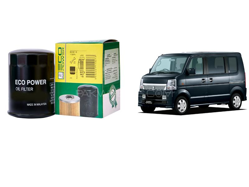 Eco Power Oil Filter For Suzuki Every Wagon 2005-2014 in Lahore