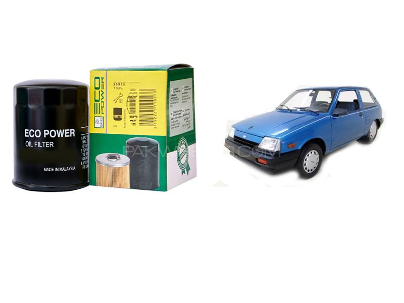 Eco Power Oil Filter For Suzuki Khyber 1989-1999 Image-1