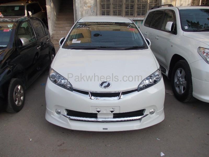 Toyota Wish 1.8S 2010 Image-1