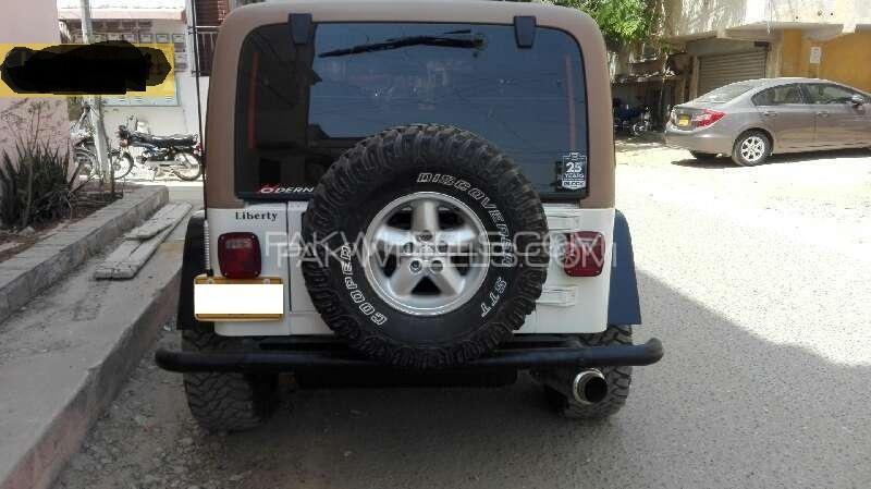 Jeep Wrangler Extreme Sport 1998 Image-1