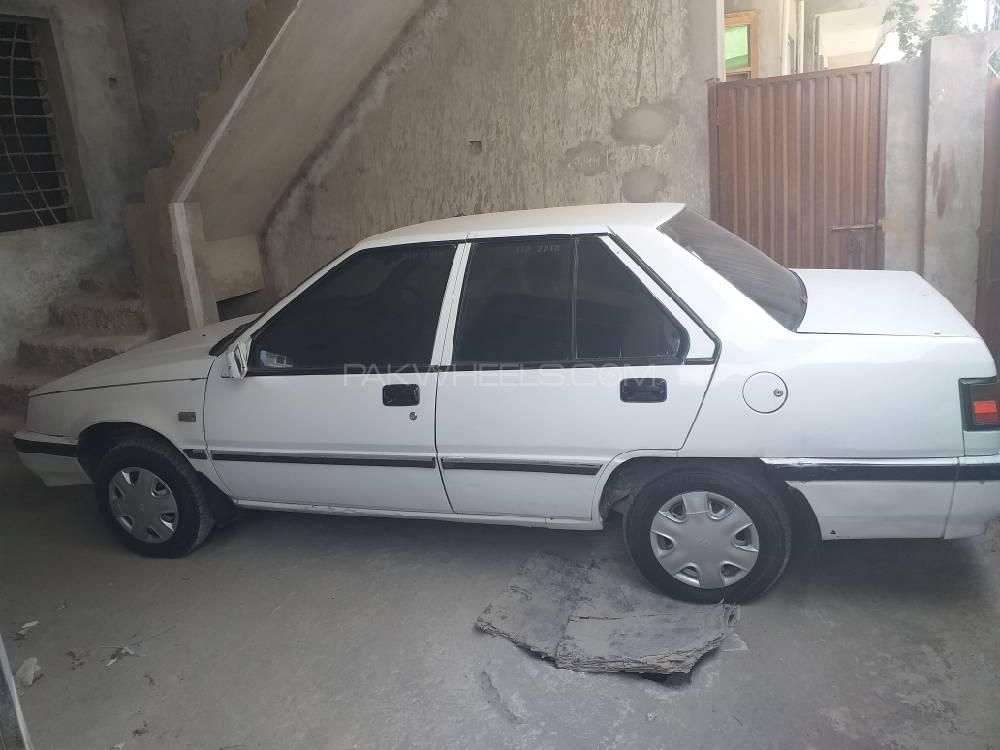 Mitsubishi Lancer GL 1988 Image-1