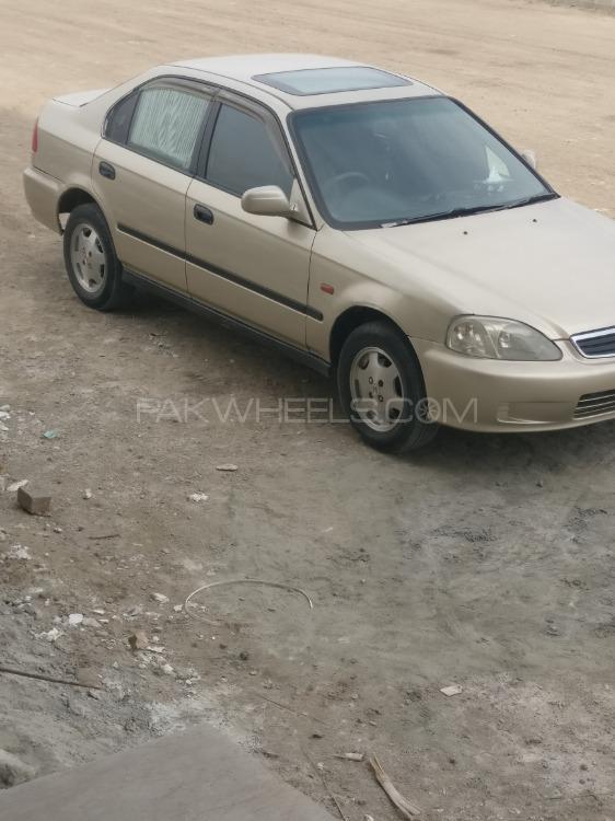 Honda Civic VTi 1.6 1999 Image-1