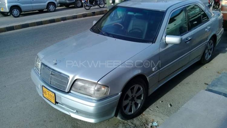 mercedes benz c class c180 1994 for sale in karachi. Black Bedroom Furniture Sets. Home Design Ideas