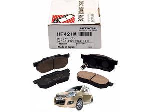 SUZUKI GRAND VITARA 2.0 All-wheel Drive ALLIED NIPPON FRONT BRAKE PADS