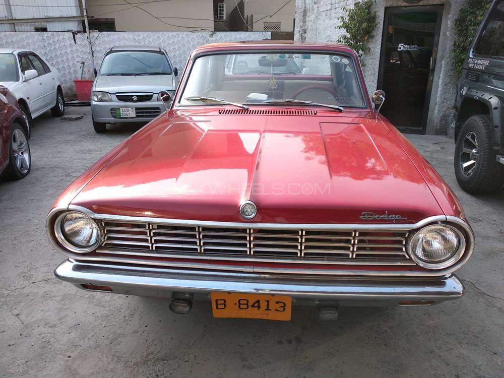 Dodge Dart 1964 Image-1