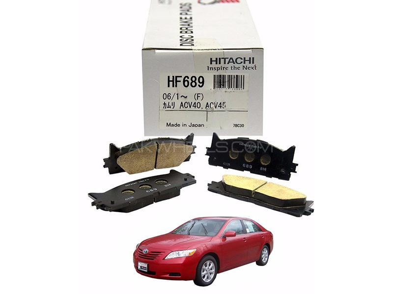 Hitachi Front Brake Pad For Toyota Camry 2006-2009 -  HF689 in Lahore