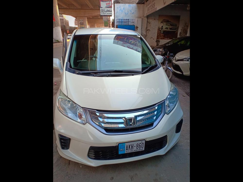 Honda Freed + Hybrid G Honda Sensing 2012 Image-1