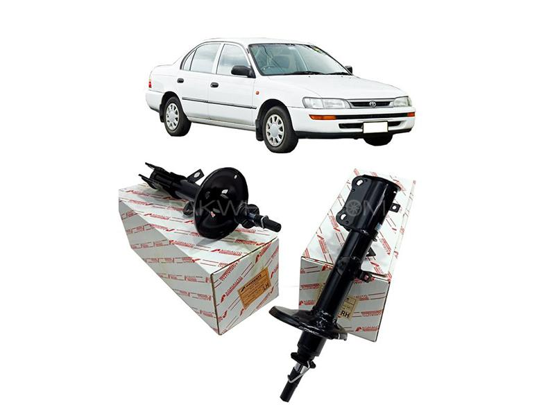 Front Shock For Toyota Corolla 1992-1995 2pcs - EE100FRONT Image-1