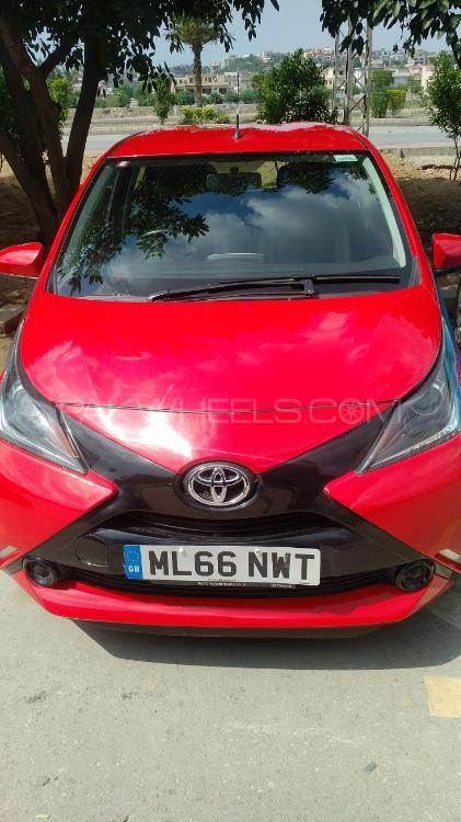 Toyota Aygo 2016 Image-1