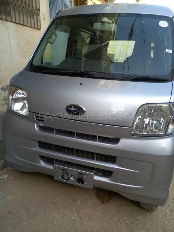 Subaru Sambar  2014 Image-1