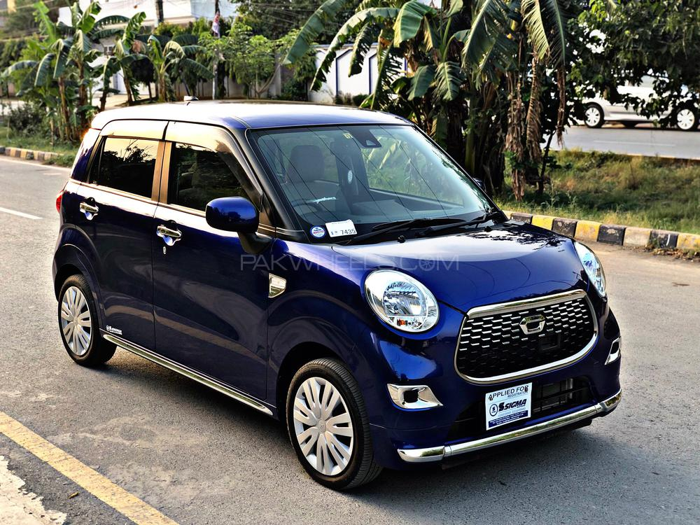 Daihatsu Cast Style X 2015 For Sale In Lahore