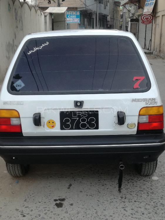 Suzuki Mehran VXR 2003 Image-1