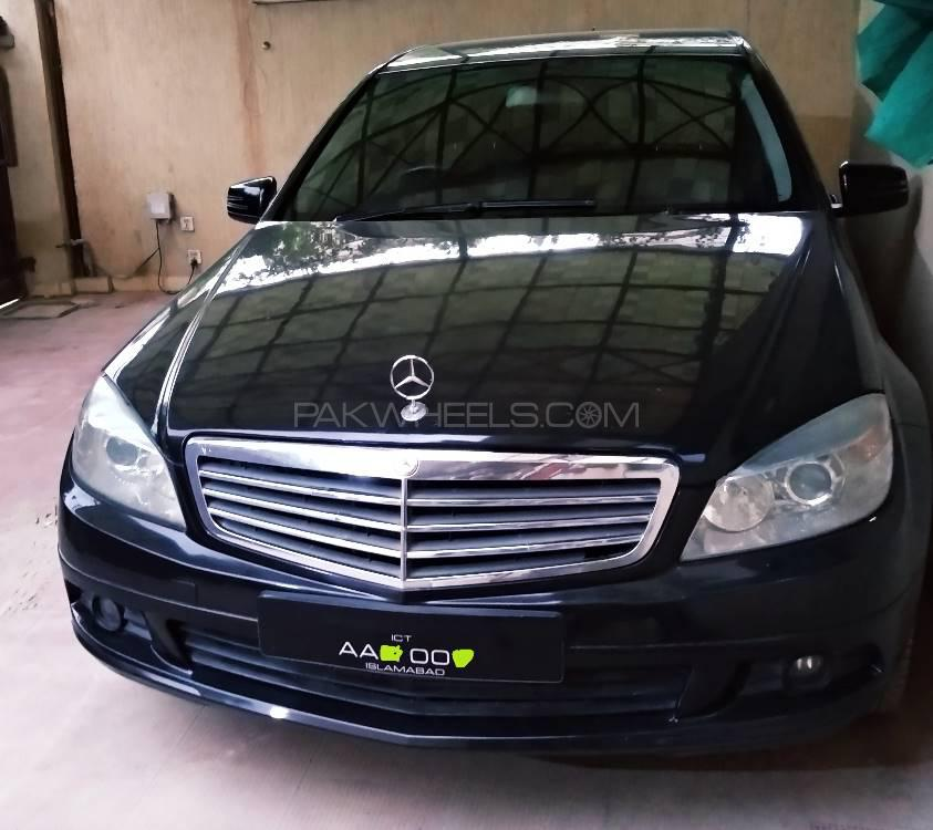 2009 Mercedes Benz Cl Class Exterior: Mercedes Benz C Class 2009 For Sale In Islamabad