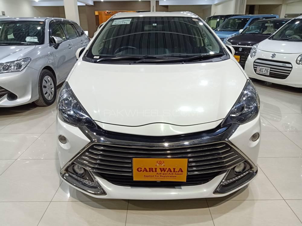 Toyota Aqua 2014 Image-1