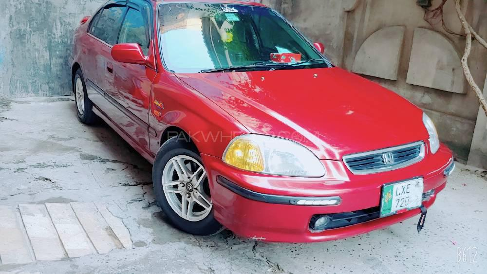 Honda Civic EXi Automatic 1997 Image-1