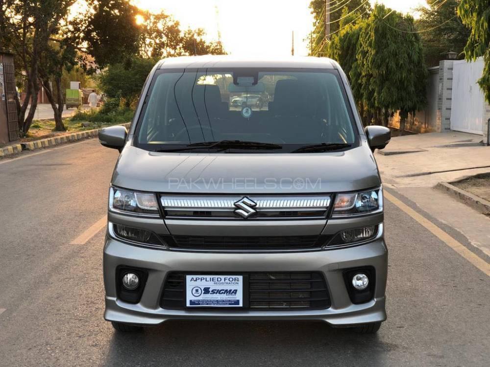 Suzuki Wagon R Stingray Limited 2018 Image-1