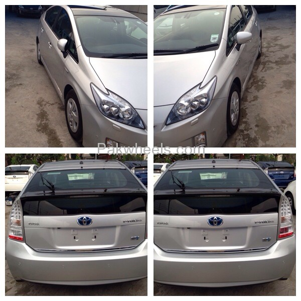 Toyota Prius G LED Edition 1.8 2010 Image-4