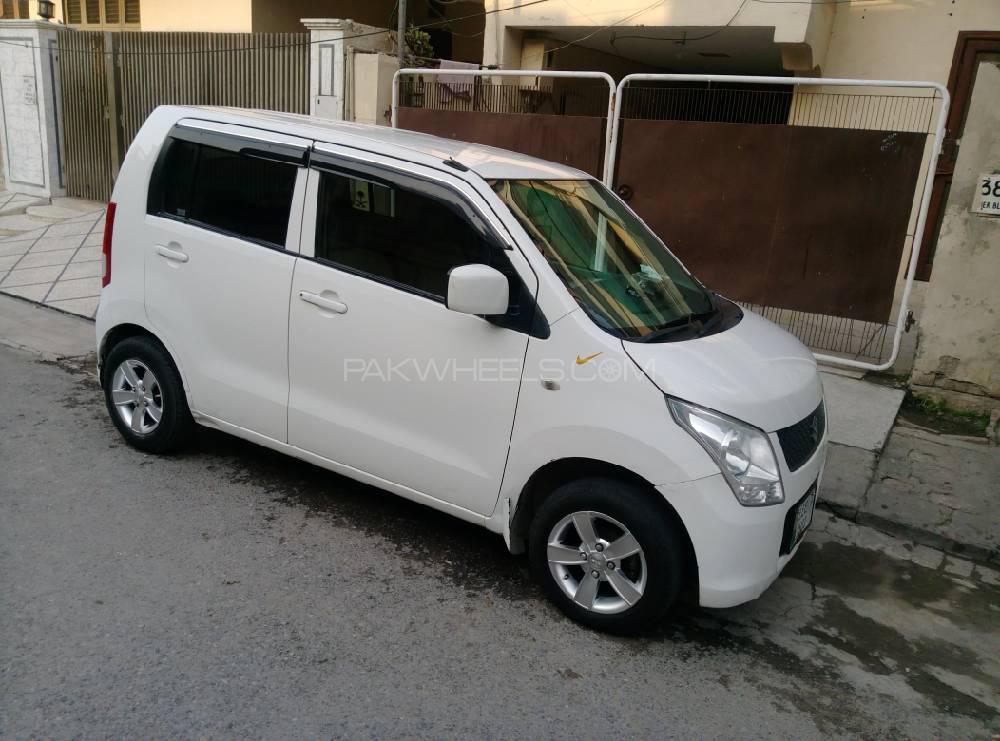Suzuki Wagon R FX 2009 Image-1