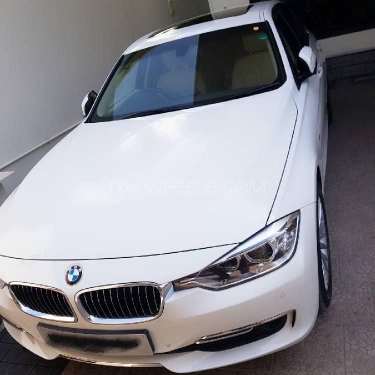 BMW 3 Series 316i 2014 For Sale In Karachi