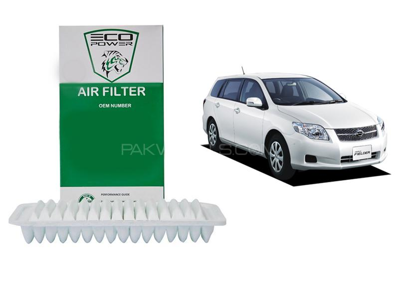 Eco Power Air Filter For Toyota Fielder 2010-2018- EPPU-T060 in Lahore