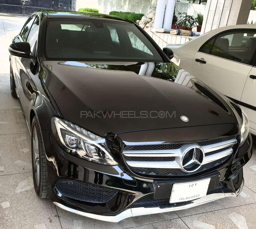 Mercedes Benz C Class C180 2015 For Sale In Islamabad