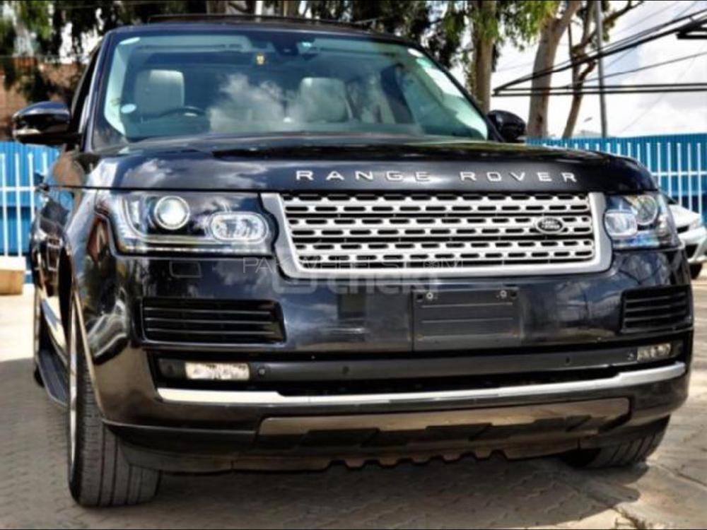 Range Rover Vogue Supercharged 5.0 V8 2013 Image-1