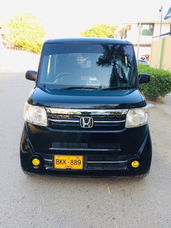Honda N Box 2015 Image-1