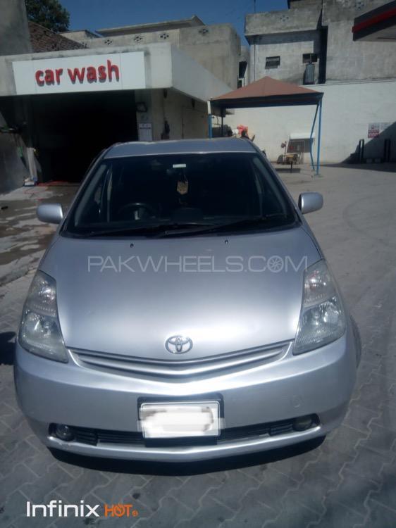 Toyota Prius S 1.5 2008 Image-1