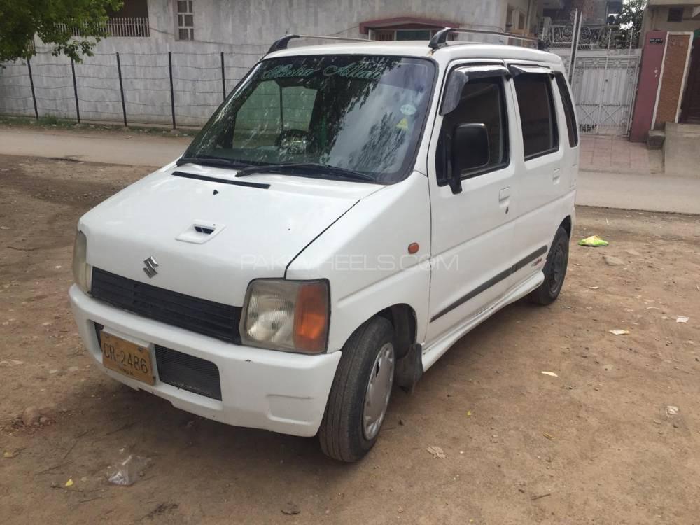 Suzuki Wagon R 1998 Image-1