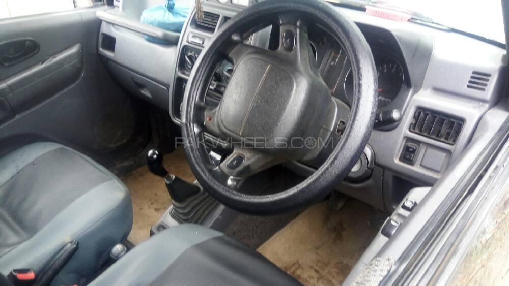 Mitsubishi Pajero Mini Limited 2007 Image-1
