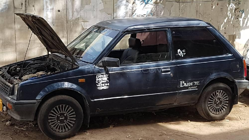 Daihatsu Charade Cx Turbo 1984 For Sale In Karachi Pakwheels