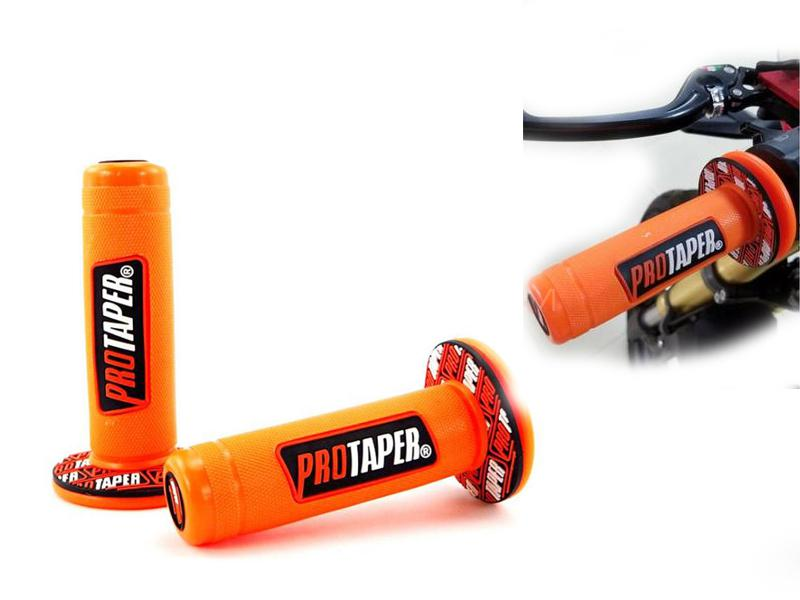 Protaper Bike Grip Orange Image-1
