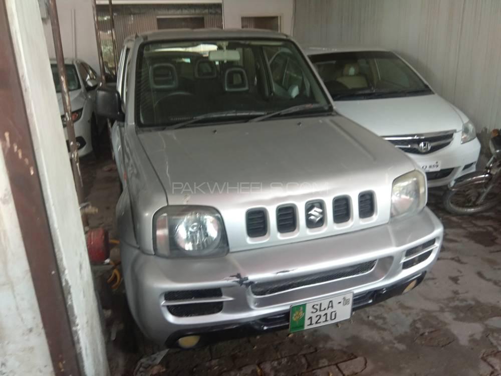 Suzuki Jimny JLDX 2008 Image-1