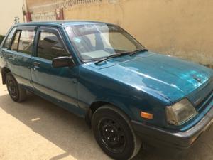 Blue Suzuki Khyber Cars For Sale In Karachi Verified Car Ads