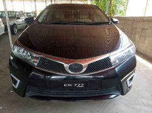 Toyota Corolla Cars for sale in Rawalpindi | PakWheels