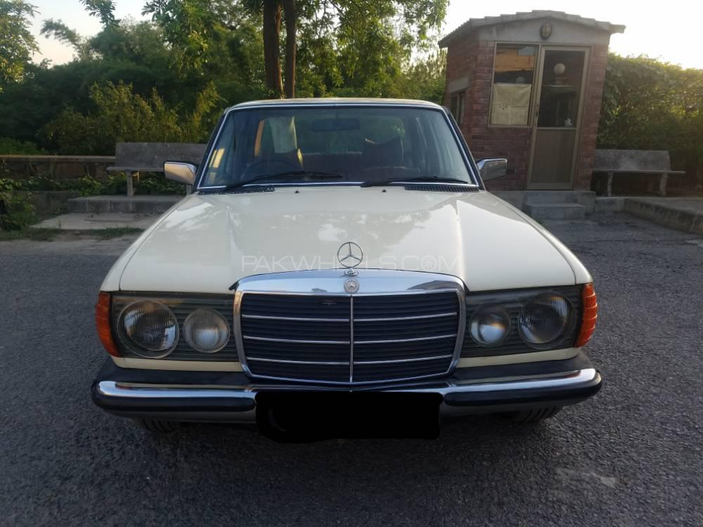 Mercedes Benz Other 1977 Image-1