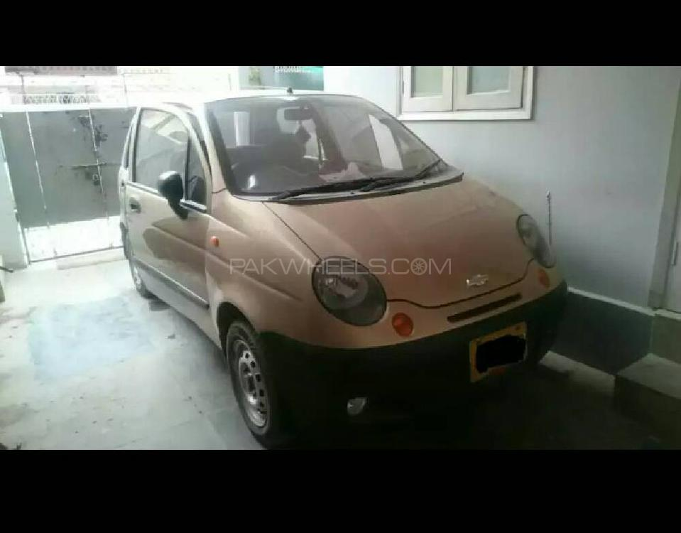 Chevrolet Exclusive 2004 Image-1