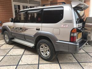 Toyota Prado Cars for sale in Multan | PakWheels